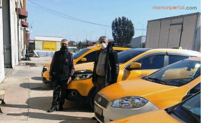 Mersin'de Taksi Fiyatlarına Güncelleme Geldi.