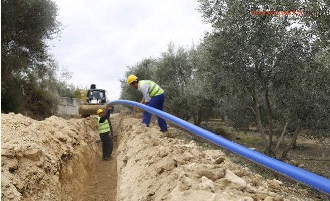 MESKİ, Tarsus'un Eskişehir Mahallesinin Su Sorununu Çözdü.