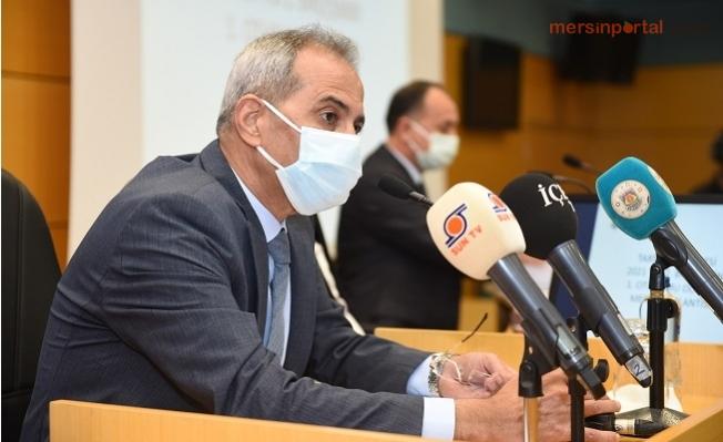 """""""Tarsus'a Hangi Yatırımcı Gelirse Önüne Halı Sererim"""""""