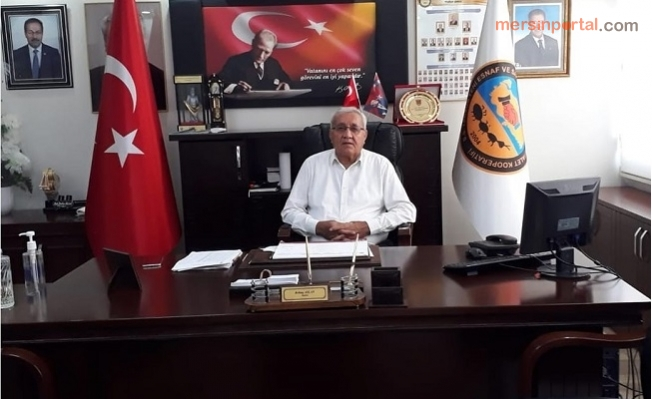 Tarsus Esnaf Kefalet Kooperatifi'nden 68 Milyon TL Kredi