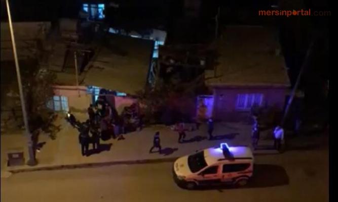 Tarsus'ta 50 m2'lik Evde 100 Kişilik Düğüne Polis Baskını