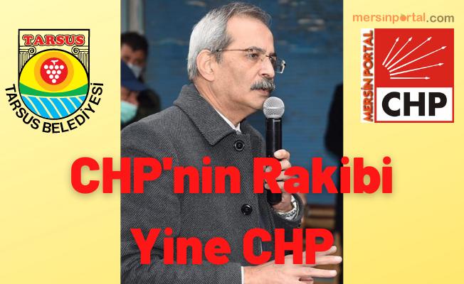 "Tarsus'ta ""CHP'li Belediye'ye Muhalifler Yine CHP'liler"