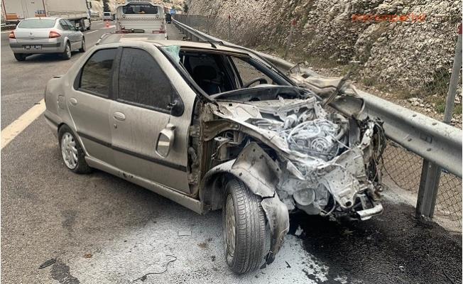 Trafik Kazasında 1 Kişi Öldü, 7 Kişi Yaralandı.