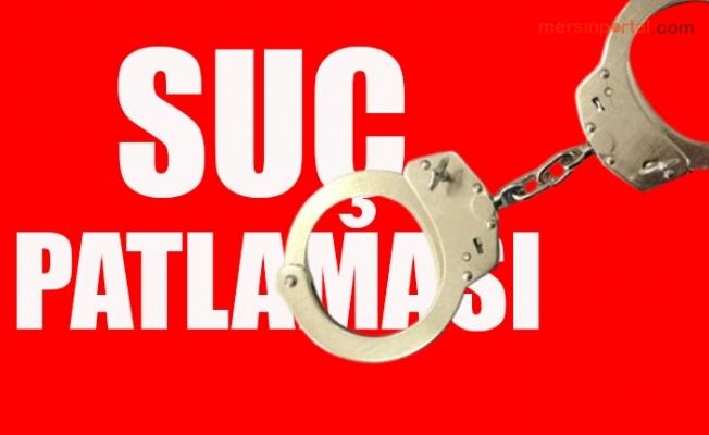 Türkiye'de Hırsızlık 7 Kat, Cinayet 6 Kat, Cinsel Suçlar 10 Kat Arttı