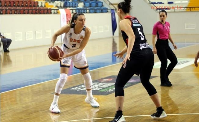 Yenişehir Çukurova Basketbol, Bellona Kayseri Basketbol'a 73-91 Kaybetti.