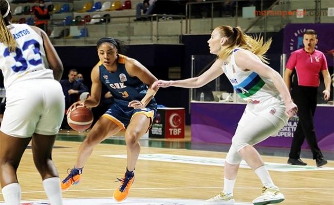 Yenişehir Çukurova Basketbol, İzmit Belediyespor'u Deplasmanda Yendi.