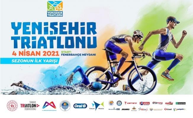 2. Yenişehir Triatlonu için Geri Sayım Başladı