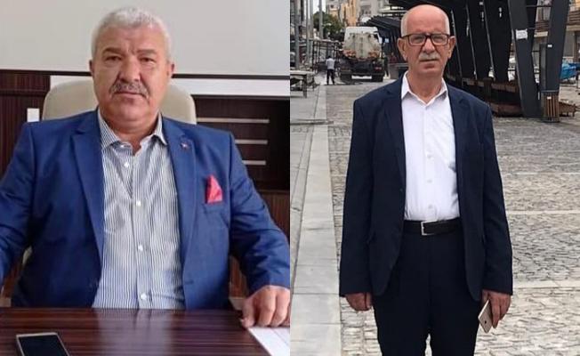 Akdeniz Belediyesinde Yeni Başkan Yardımcısı Atmaları Yapıldı.
