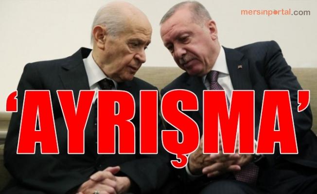 AKP ile MHP, 'Daraltılmış Seçim sistemi'nde Anlaşamadı