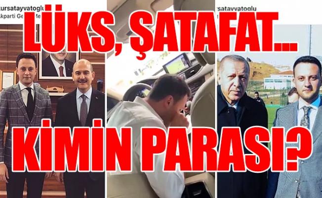 AKP'li Özel Kalem Müdürünün Kokain İçerken Çekilen Görüntüleri Gündem Oldu