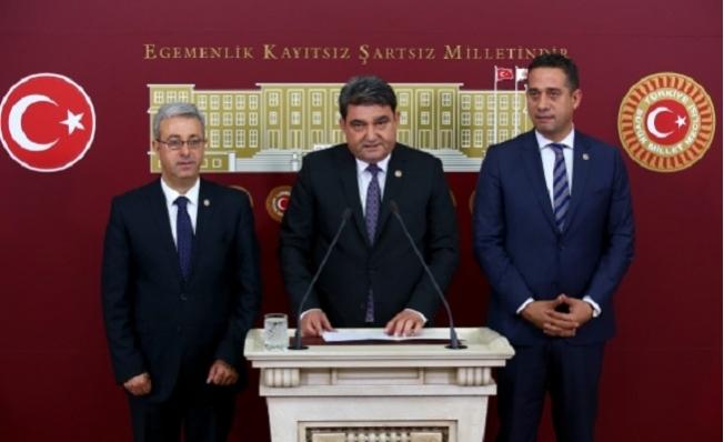CHP'li Üç Milletvekilinden Liman Tepkisi