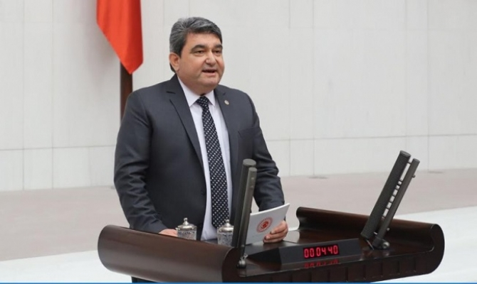 """""""CHP'li Gökçel'den Tarımsal Elektrikte İndirim Teklifi"""""""