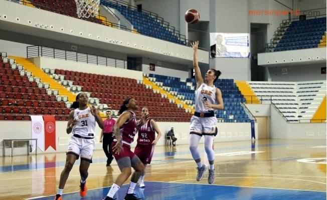 Çukurova Basketbol Kulübü, Herbalife Nutrition'i 79-86 Kaybetti.