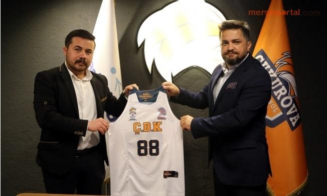 Çukurova Basketbol Kulübü'nün Hijyen Sponsoru Risksiz Grup Oldu.