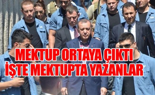 Cumhurbaşkanı Erdoğan'ın Koruma Polisi İntihar Etti