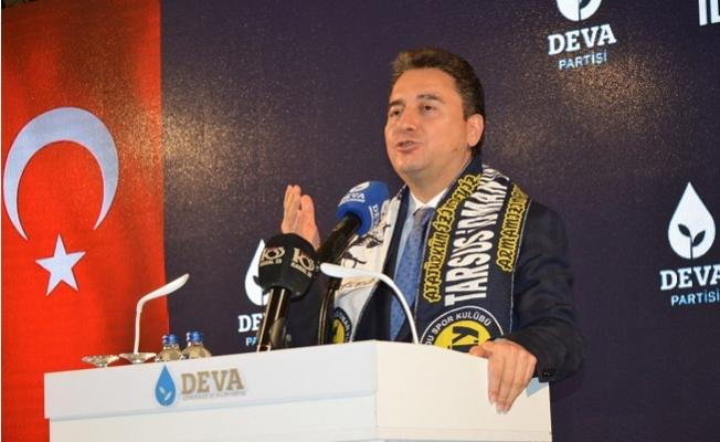 Deva Partisi Tarsus 1. Olağan Kongresi Tarsus'ta Gerçekleşti.