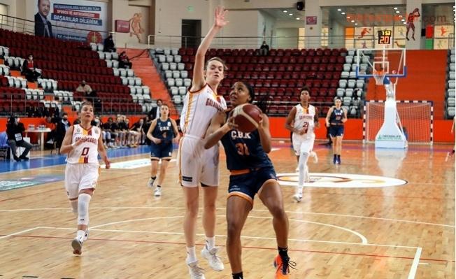 Galatasaray - Yenişehir Belediyesi Çukurova Basketbol Kulübü: 73-52