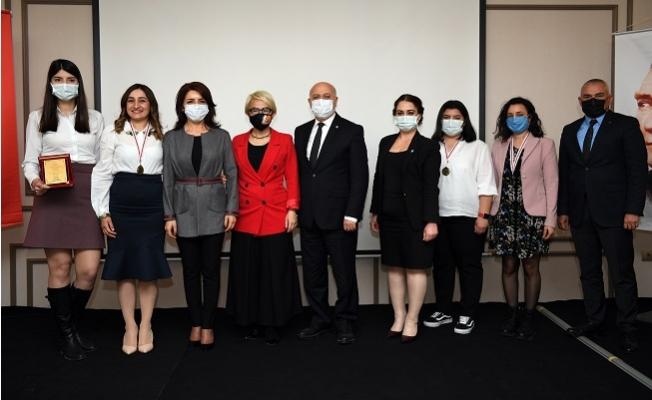 GİŞKAD'ın Kadın Start-Up Yarışması'nda Hasat Zamanı