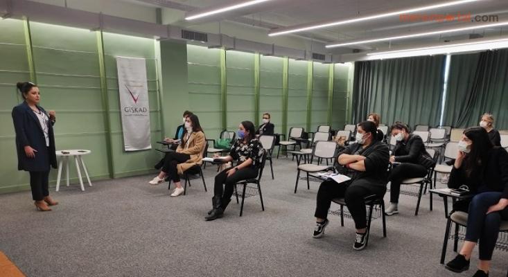 GİŞKAD'ın Kadın Start-Up Yarışmasında Hasat zamanı