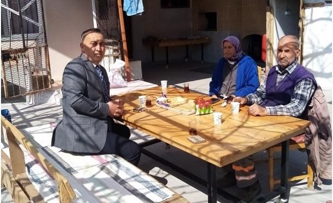 Mersin Büyükşehir Şehit Ailelerini Yalnız Bırakmıyor