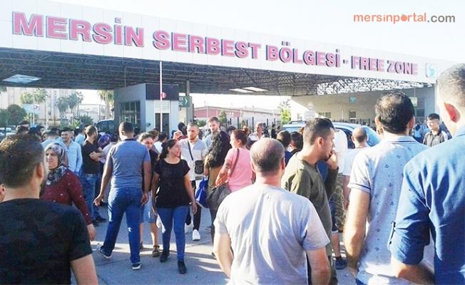 Mersin'de Kadın İşçiye Komplo İddiası