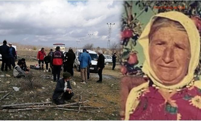 Mersin'de Yaşlı Kadından 3 Gündür Haber Alınamıyor