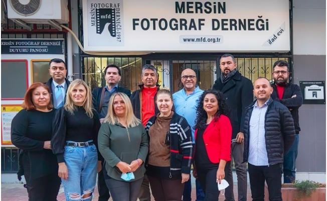 Mersin Fotoğraf Derneğinde Yeni Yönetim
