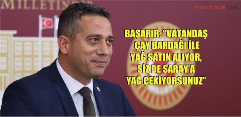 """""""Mersin'e Tek Bir Fabrika Açılmadı"""""""
