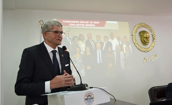 MESİAD'da Hasan Engin Yeniden Başkan Seçildi
