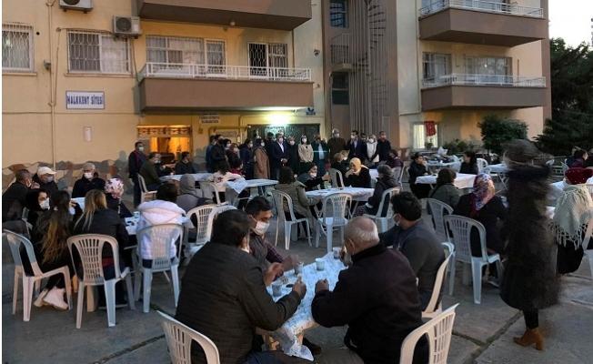 Mezitli'de Partilerinden İstifa Ederek CHP'ye Katıldılar