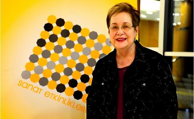 Selma Yağcı, Yeniden Sanat Etkinlikleri Derneği Başkanı