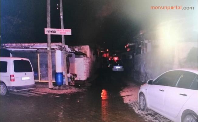 Tarsus'ta Ev ve Otomobile Ateş Eden Kişi Yakalandı