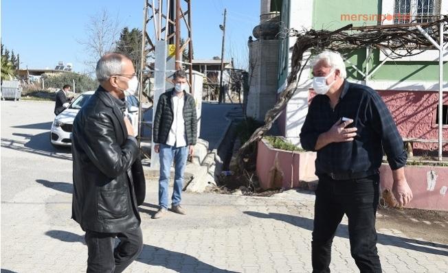 Tarsus'ta Köyler Şehirleşmeyecek