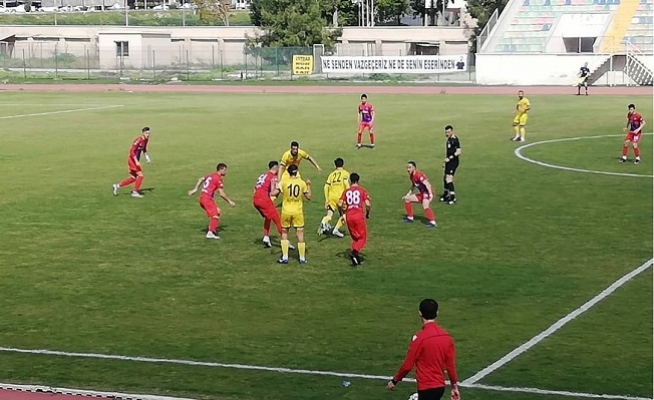 2. Lig: Tarsus İdman Yurdu: 4 – Kardemir Karabükspor : 0