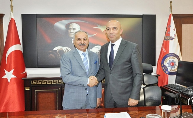 Başkan Dinçer,  Türk Polis Teşkilatı'nın 176. Kuruluş Yıl Dönümünü Kutladı.