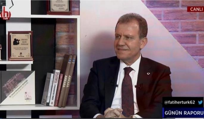 Başkan Seçer, Halk TV Canlı Yayının 2.Yılını Değerlendirdi.