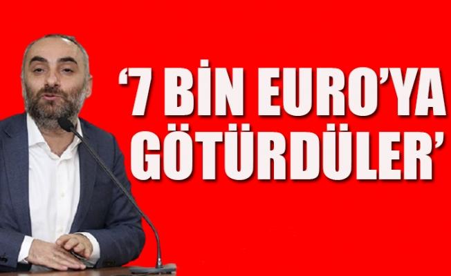 İsmail Saymaz AKP'li Belediyelerin firari tarifesini yazdı