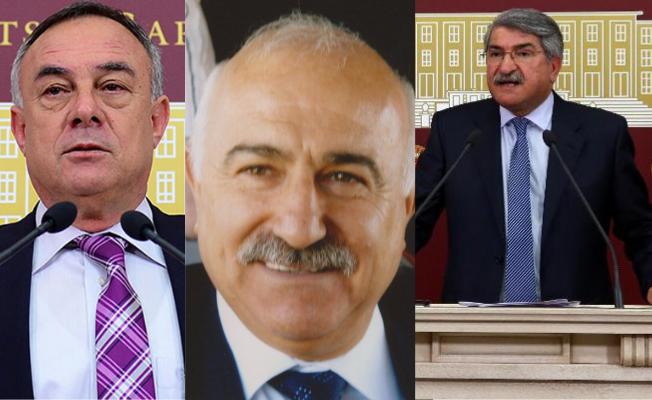 Mersin'den 3 Eski CHP Milletvekili Amirallerin Bildirisine Destek Verdi.
