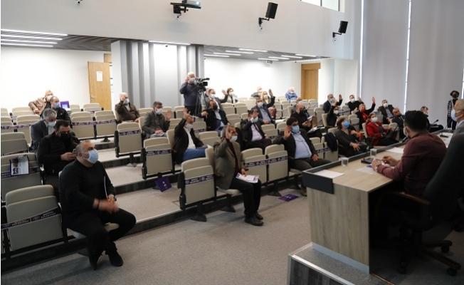 Mezitli Belediyesi 2020 Mali Yılı Faaliyet Raporu Oybirliği ile Kabul Edildi.