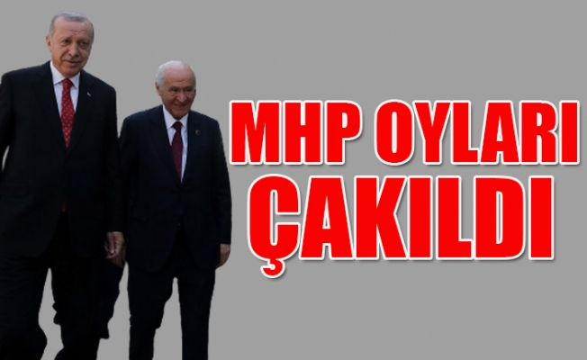 MHP'de Saray İttifakı Krizi