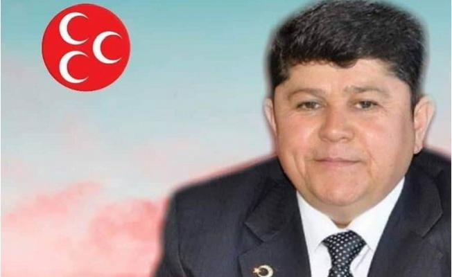 MHP'li Meclis Üyesi Topkara'nın Covid-19 Testi Pozitif Çıktı