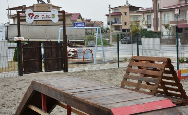 """Tarsus Belediyesinden """"Dost Patiler Eğitim ve Oyun Parkı"""""""