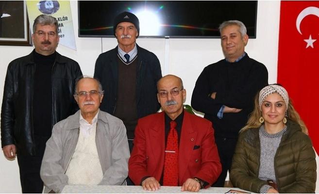 Tarsus Şairler ve Yazarlar Derneği'nde Doğan Akpınar Yeniden Başkan