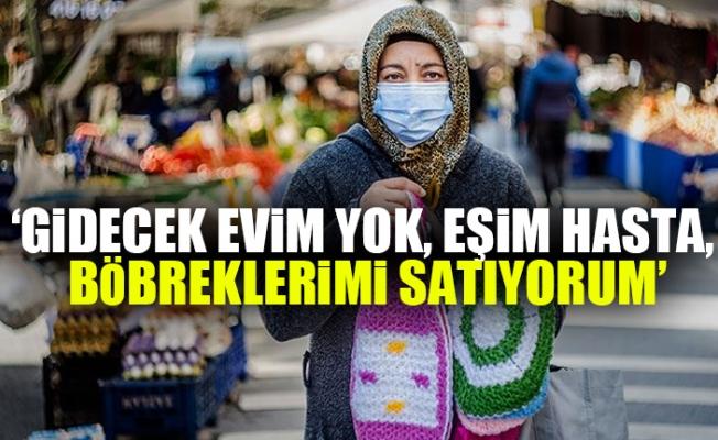 Türkiye'de Yoksulluğun ve Sefaletin Getirdiği Acı Nokta