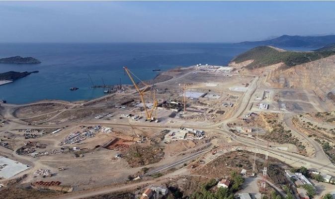 Akkuyu Nükleer Santralinde İşçiler Tehlikede
