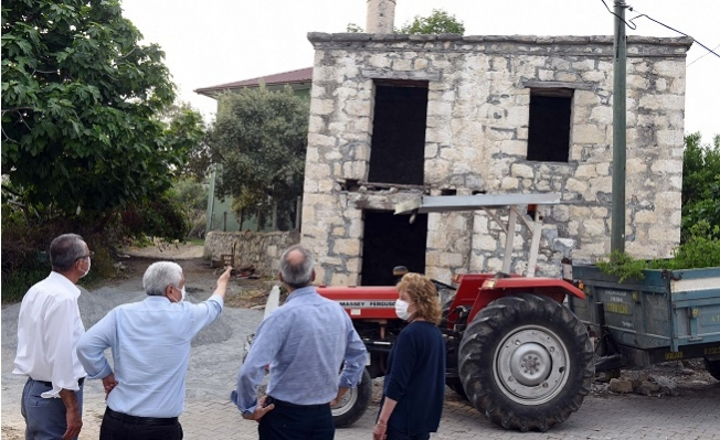 Başkan Bozdoğan, Şehrin Sosyo-Kültürel Kalkınma Projelerini Yerinde İnceledi.