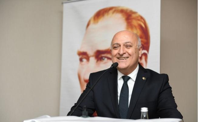 Başkan Kızıltan İSO'da Mersin'i Temsil Eden Firmaları Tebrik Etti