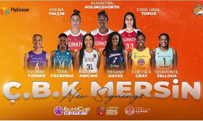Çukurova Basketbol Avrupa Şampiyonluğuna Göz Dikiyor
