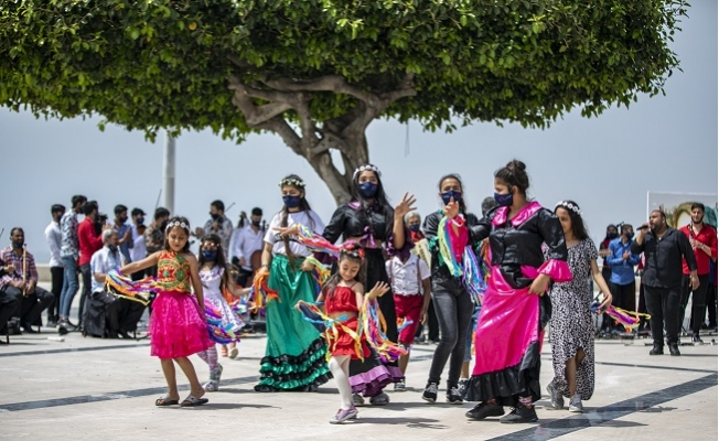 En Renkli Hıdırellez Kutlaması Bu Yıl Mersin'de Yapıldı