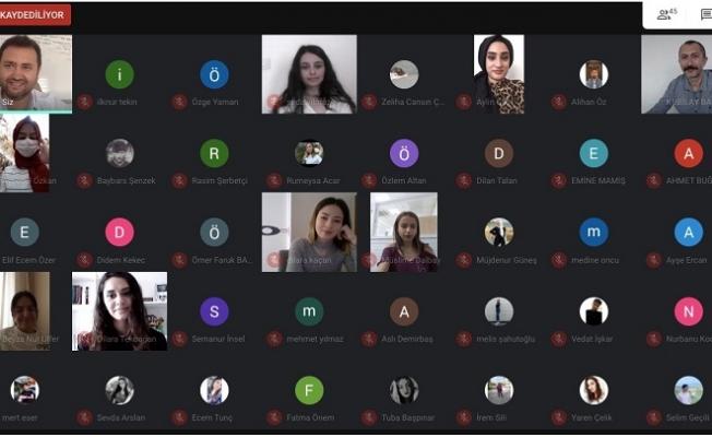 İŞKUR'dan Mersin Üniversitesi Sosyal Hizmetler Topluluğuna Seminer